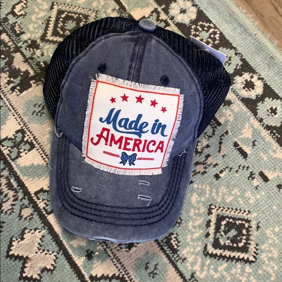 southern junkie Accessories - Made in America hat